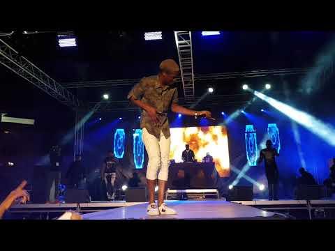 MHD Concert Dakar 28-12-2017