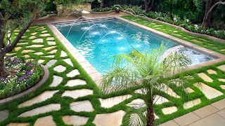 Gambar cover 30 Swimming Pools, Best Landscaping Ideas | Part 4