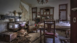 Abandoned Little Green House Shocked By Belongings Left Behind