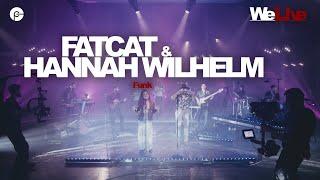 FATCAT & Hannah Wilhelm | WeLive on Tour - Episode 1 | Live Funk | Sternenberghalle Friesenheim