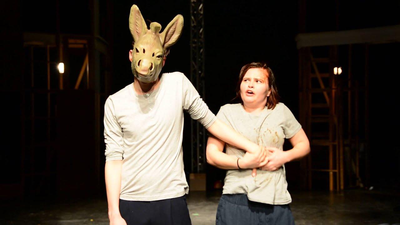 Romeo und Julia - Deutsches Theater Berlin 2015 - YouTube