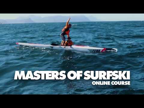 Introducing Our Online  On-demand Surfski Video Courses