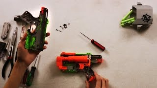 Nerf Zombie Strike Sidestrike Air Restrictor Removal