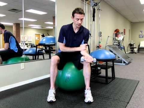 St. Marys Golf Fitness Academy – Wrist Mobility-Strength