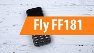 Распаковка Fly FF181 / Unboxing Fly FF181