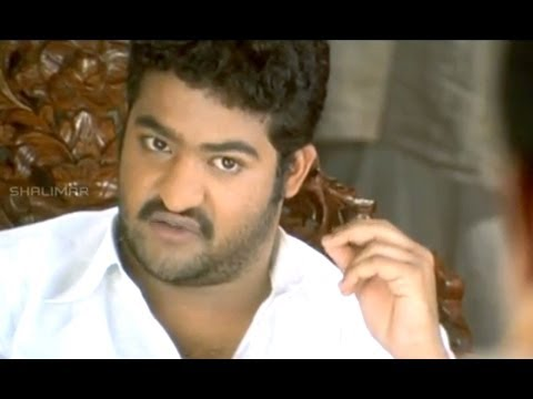 Samba Movie || Stunning Dialogue By Jr. NTR Video