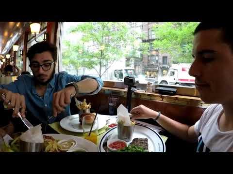 Brooklyn Diner NYC #1 Türklüğümüzü Gösterdik, Hayvan Gibi Yedik