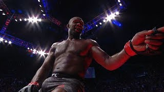UFC 232: Fight Motion