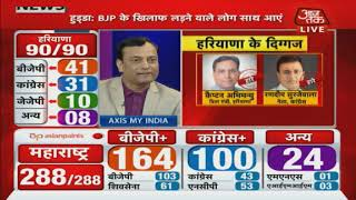 Haryana Results: कितनी सीटों पर है महज 1000 वोटों का जीत-हार का अंतर, जानिए