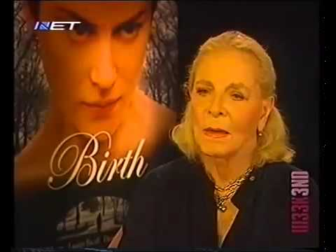 Lauren Bacall Interview