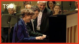 Dvořák: Slavonic Dance, Op. 46, No. 8 / Jan Lisiecki & James Ehnes