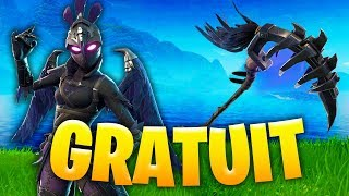 "WHAT THE SKIN ""RAVAGE"" FREE ON FORTNITE?! - FREE SKIN RAVAGE FORTNITE"