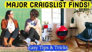 CRAIGSLIST Finds! Our Best Scores Ever! The Recycled Life | Victorian | Mid Century Modern Decor