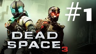 Dead Space 3 w/TheNecroticGamer (PC) | Let