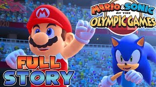 Mario & Sonic at the Olympic Games Tokyo 2020 | Full Game Story