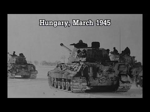 Operation Spring Awakening - Panzer Elite - Part 1