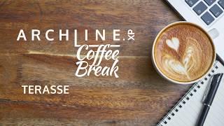 ARCHLine.XP - Die CAD + BIM Software Coffe Break Terasse