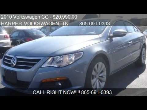 2010 Volkswagen CC Sport - for sale in Knoxville, TN 37922