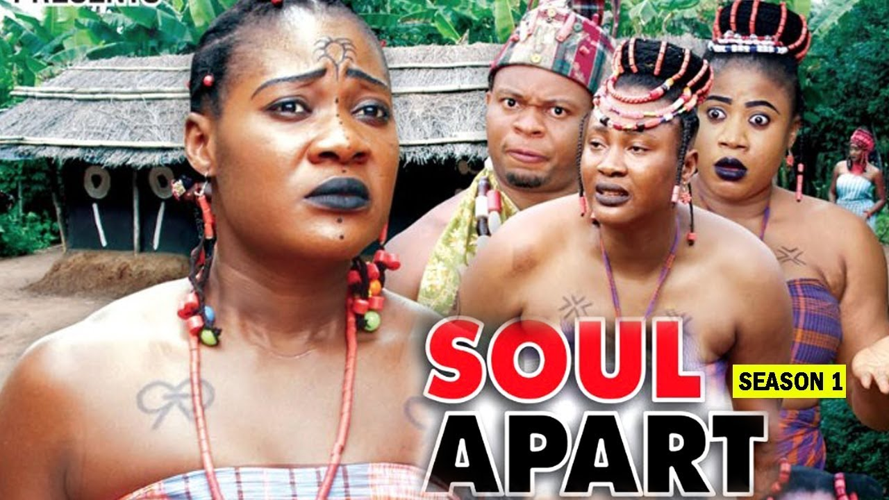 Download SOUL APART SEASON 1 - Mercy Johnson 2018 Latest Nigerian Nollywood Movie Full HD   1080p