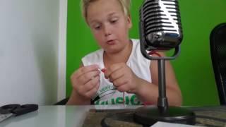 UNBOXING (sluchátka a mikrofón)