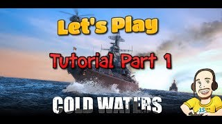 Video Cold Waters : First Look - Tutorial Part 1  - Let's Play download MP3, 3GP, MP4, WEBM, AVI, FLV November 2017