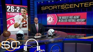 Why the transfer trend in college sports is here to stay | SC with SVP | ESPN