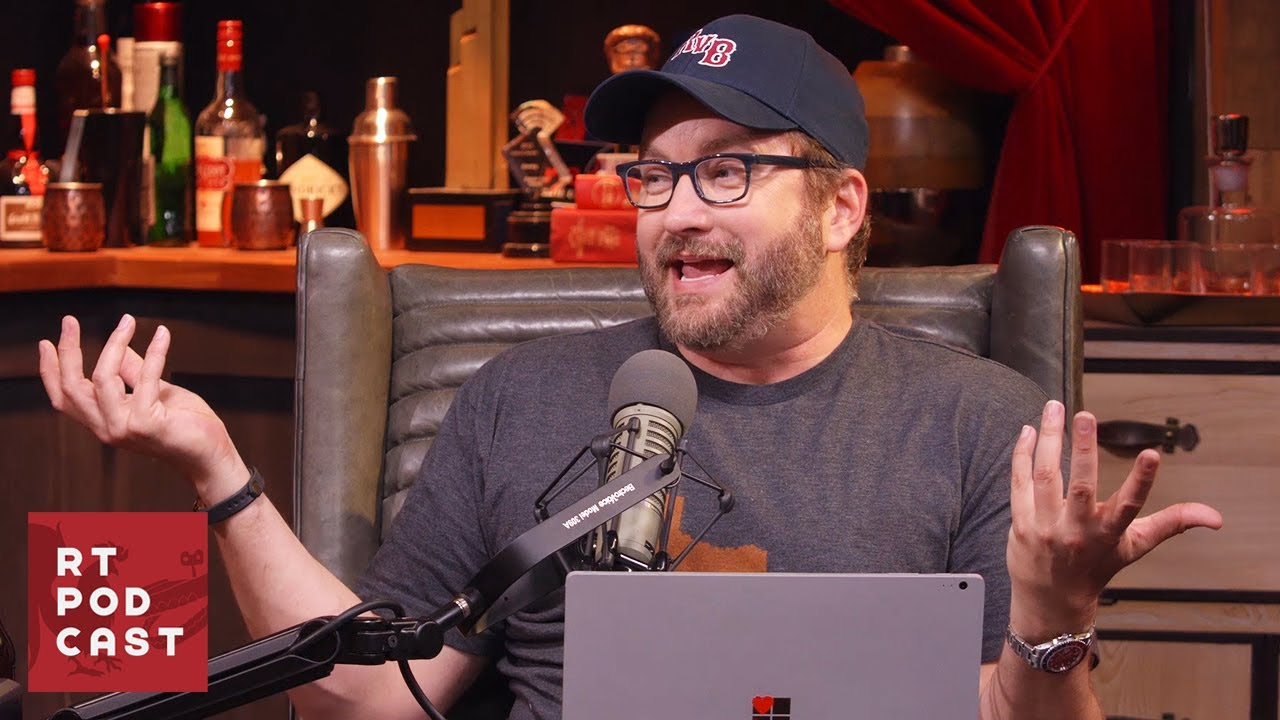 Rt Podcast Ep 434 Anatomy Of The Butt Youtube