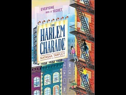 The Harlem Charade by Natasha Tarpley  | Book Trailer