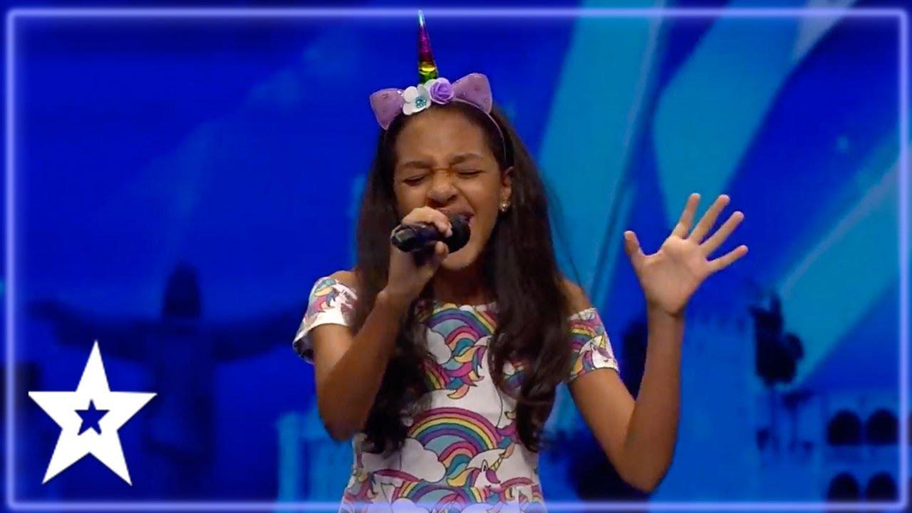 WOW! Didn't Expect That! Top Singer on Dominicana´s Got Talent | Kids Got Talent