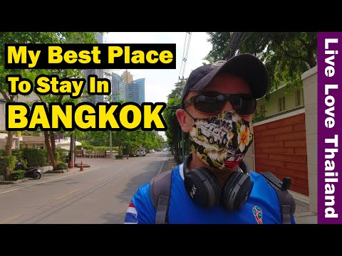 My Best place to stay in Bangkok - On Nut Sukhumvit #livelovethailand