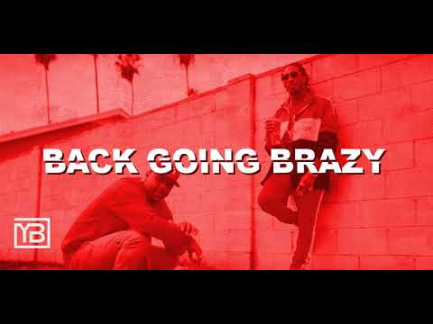 Joe Moses & Future - Back Going Brazy (INSTRUMENTAL) 2018