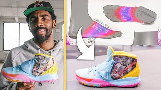 Kyrie Irving Breaks Down the KYRIE 6 Sneaker | Signature Sneakers