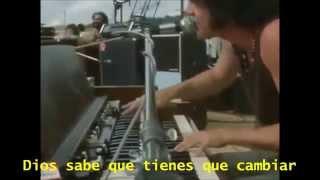 Santana - Evil Ways (Live) (Subtitulada en Español)