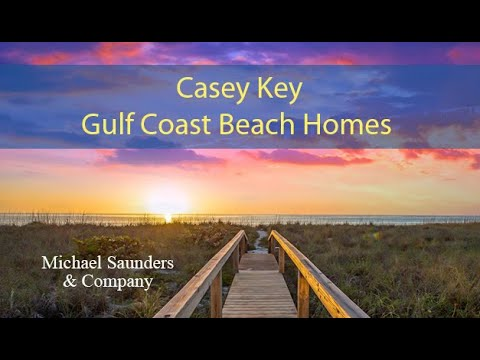 Casey Key Florida - Luxury Homes, Nature, Island Life