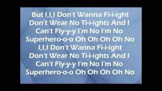 cher lloyd superhero lyrics ♥