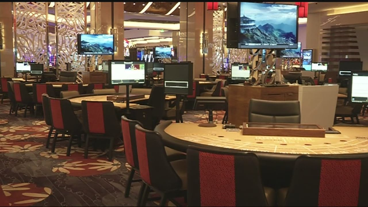 A closer look inside MGM National Harbor