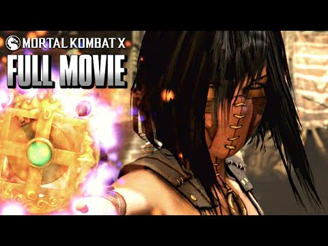 MORTAL KOMBAT X · FULL MOVIE [HD] (Story Campaign) | MKX