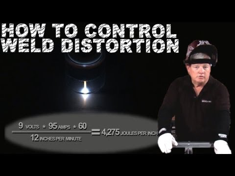 How to Weld without Distortion | TIG Time