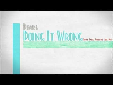 Doing It Wrong (Boddhi Satva Ancestral Soul Mix)