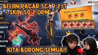 TOP UP IN AKUN PACAR BUAT BELI SCAR 2JT + SG 2 SAITAMA!!
