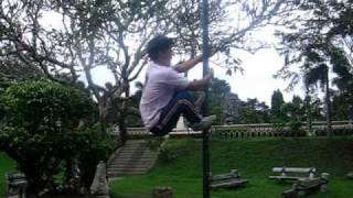 Rainy Sunny Day Jam! :) - Parkour Lucena (Philippines)