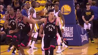 Toronto Raptors vs Golden State Warriors | June 5, 2019