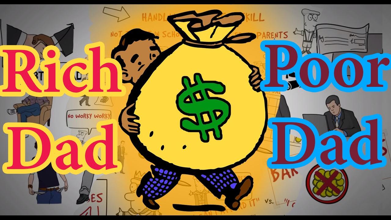 Bí quyết quản lý tài chính hiệu quả | Cha Giàu Cha Nghèo Review | Sách hay nên đọc