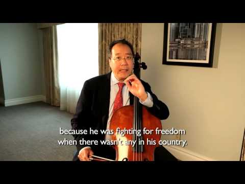 Yo-Yo Ma and the cello from around the world