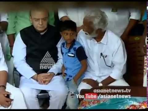 Arun Jaitley Meets Slain RSS Worker Rajesh's Family