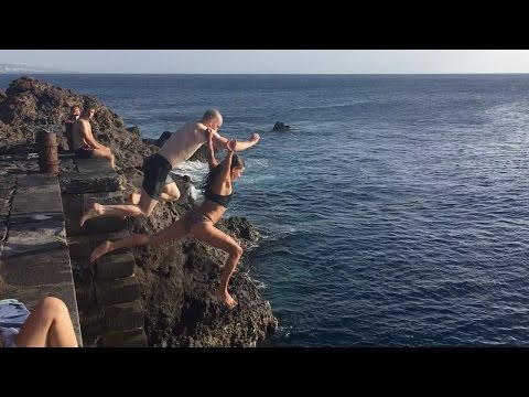 Hiking To Punto De Teno In Tenerife