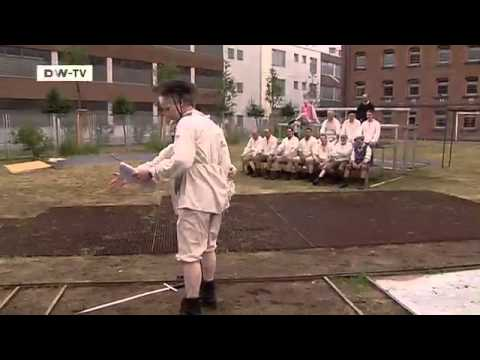 Windmills in Prison - A Prison Theater Group Performs Don Quixote   Arts 21