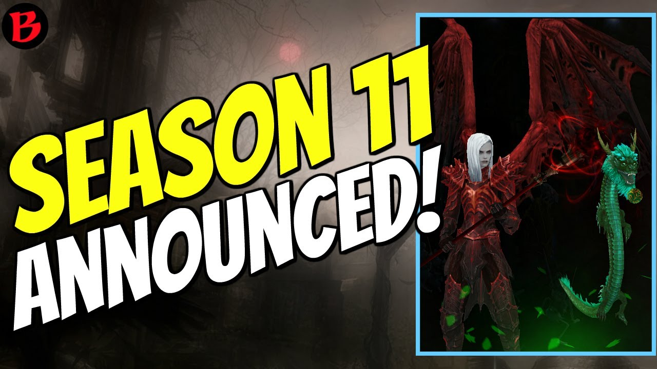 Season 11 Start date & Season 10 End date for Diablo Patch ...