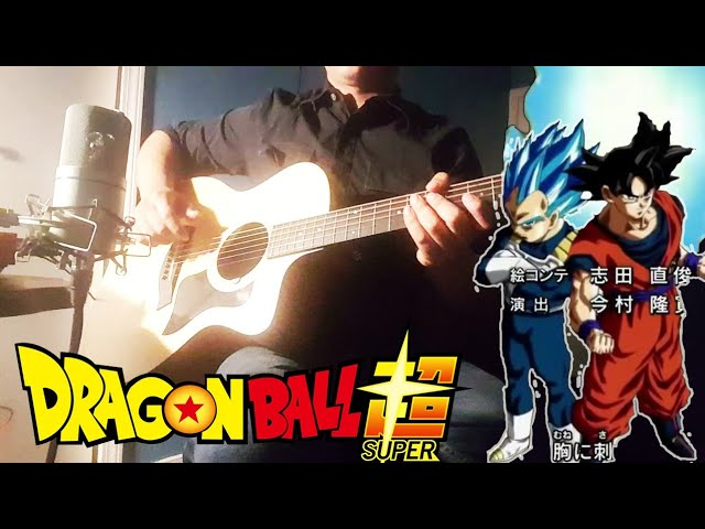   Lagrima [?? ] by One Pixcel   Dragon Ball Super Ending 11   Fingerstyle Guitar Cover