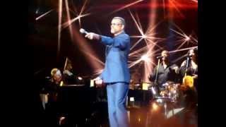 George Michael - Symphonica tour Live Birmingham - Father figure Sep 2012